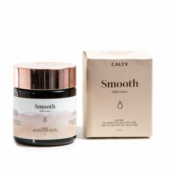 chilliwack calyx wellness smooth cream 600mg