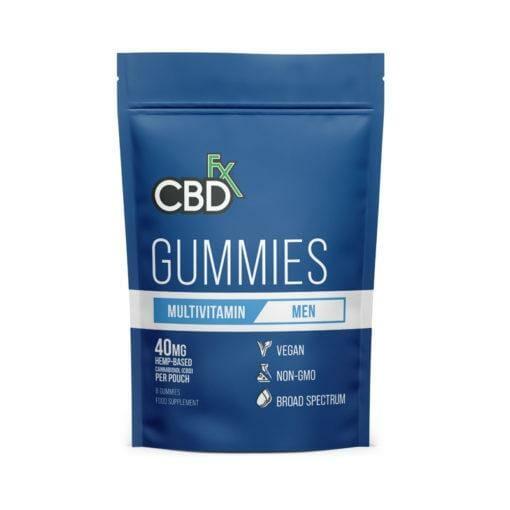 chilliwack cbdfx men gummies trial pack