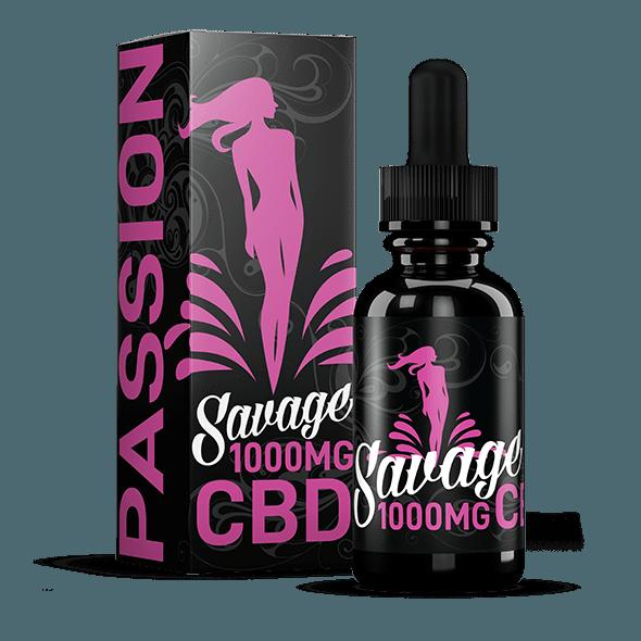 chilliwack savage e liquid 250mg passion